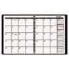 AAG7012000 Monthly Planner, 6-7/8 x 8-3/4, Assorted Colors, 2015 AAG 7012000