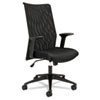 BSXVL573VB10 VL573 Mesh High-Back, Black Base/Frame, Black BSX VL573VB10