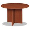 BSXBLC48DA1A1 BL Laminate Series Round Conference Table, 48 dia. X 29-1/2h, Medium Cherry BSX BLC48DA1A1