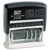 COSCO 2000 PLUS Self-Inking Micro Message Dater