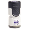COS035659 Accustamp Pre-Inked Round Stamp with Microban, PAID, 5/8