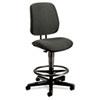 HON7705AB12T 7700 Series Swivel Task stool, Gray HON 7705AB12T