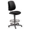 HON7705AB10T 7700 Series Swivel Task stool, Black HON 7705AB10T