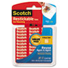Scotch Restickable Mounting Tabs