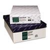 NEE20287 Crane's Crest 100% Cotton Paper, 24-lb., 8-1/2 x 11, Fluorescent White, 500/Ream NEE 20287