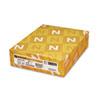 NEE06511 Classic Laid Stationery Writing Paper, 24-lb., 8-1/2 x 11, Avon White, 500/Ream NEE 06511