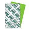 WAU22583 Astrobrights Colored Paper, 24lb, 11 x 17, Terra Green, 500 Sheets/Ream WAU 22583