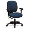 HON5903AB90T ComforTask Multi-Task Swivel/Tilt Chair, Blue HON 5903AB90T