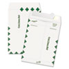 QUAR1470 Tyvek USPS First Class Mailer, Side Seam, 9 x 12, White, 100/Box QUA R1470