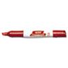 BICGDEM11RD Great Erase Grip Dry Erase Markers, Chisel Tip, Red, Dozen BIC GDEM11RD
