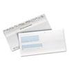 QUA24530B ecoEnvelope Reusable Two-Way Double Window Envelope, #9, 1000/Bx QUA 24530B