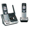 AT&T TL92270 DECT 6.0 Dual Handset System with Bluetooth and Digital Answering System
