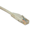 TRPN002014WH CAT5e Molded Patch Cable, 14 ft., White TRP N002014WH