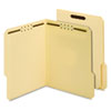 GLW24537AM Antimicrobial Fastener Folder, 3/4 Exp., 2 Fasteners, Letter, 50/BX GLW 24537AM