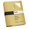 SOU348C 25% Cotton Premium Laser Paper, White 97, 32 lb., Smooth, 8-1/2 x 11,  300/Pack SOU 348C