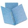 SMD81050 Side Opening Pressboard Report Cover, Prong Fastener, Letter, Blue SMD 81050