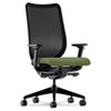 HONN103NR74 Nucleus Series Work Chair, Black ilira-stretch M4 Back, Clover Seat HON N103NR74