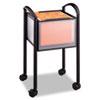 Safco Impromptu Open File Cart