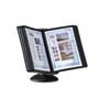 DBL553901 Sherpa Motion Desk System, 10 Panels, Black DBL 553901