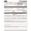PMC59103 Digital Carbonless Paper, 8-1/2 x 11, One-Part, White, 2500 Sheets/Carton PMC 59103