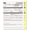 PMC59101 Digital Carbonless Paper, 8-1/2 x 11, Two-Part Collated, White/Canary, 2500 Sets PMC 59101