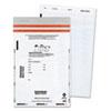 QUA45225 Tamper-Evident Deposit Bags, 9 x 12, White, 100 per Pack QUA 45225