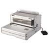 FEL5643201 Orion E 500 Electric Comb Binding Machine, 500 Shts, 15-3/4 x 19-3/4 x 9-3/4, GY FEL 5643201