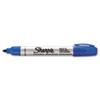SAN1794271 Pro Bullet Tip Permanent Marker, Blue, Open Stock SAN 1794271