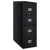 FIR4P2131CBL Patriot Insulated 4-Drawer Fire File, 20-3/4w x 31-5/8d x 52-3/4h, Black FIR 4P2131CBL