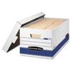 FEL00701 Stor/File Storage Box, Letter, Lift Lid , 12