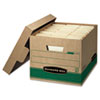 Bankers Box® STOR/FILE™ Medium-Duty 100% Recycled Storage Boxes | www.SelectOfficeProducts.com