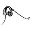 PLNH41N Mirage Over-the-Ear Telephone Headset w/Noise Canceling Microphone PLN H41N