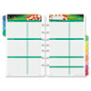 Day-Timer Garden Path Dated Two-Page-per-Week Organizer Refill