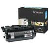 LEXX644H41G X644H41G High-Yield Toner, 21000 Page-Yield, Black LEX X644H41G