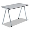 ICE68207 OfficeWorks Teaming Table Top, 48w x 24d, Gray ICE 68207