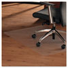 FLR1215020ERA ClearTex Ultimat Anti-Slip Chair Mat for Hard Floors, 60 x 48, Clear FLR 1215020ERA