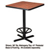 Mayline Hospitality Table Pedestal Base