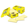 MMM65518CP Cabinet Pack, 3 x 5, Canary Yellow, 18 90-Sheet Pads/Pack MMM 65518CP
