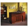 Mayline Sorrento Series Reception Desk with Granite Counter