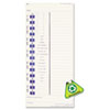 Pyramid Technologies Time Cards for Models 3500, 3700