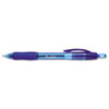 PAP89466 Profile Ballpoint Retractable Pen, Blue Ink, Bold, Dozen PAP 89466