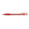PAP1760303 InkJoy 300 Stick Pen, Red Ink, Medium, Dozen PAP 1760303