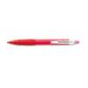 PAP1753367 Roller Ball Stick Gel Pen, Red Ink, Bold, Dozen PAP 1753367