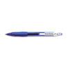 PAP1753366 Roller Ball Retractable Gel Pen, Blue Ink, Bold, Dozen PAP 1753366