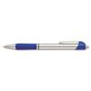 PAP1760104 Ballpoint Retractable Design Pen, Blue Ink, Medium PAP 1760104