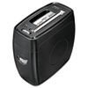Fellowes Powershred PS-12CS Light-Duty Cross-Cut Shredder