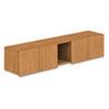 HONVHF72C Voi Overhead Cabinet, Four Doors/One Cubby, 72w x 14-1/4d x 14h, Harvest HON VHF72C