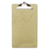 UNV05563 Recycled Clipboard, 1/2