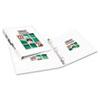 AVE17012 Durable Vinyl Slant D Ring View Binder, 11 x 8-1/2, 1