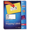 Avery® Shipping Labels with TrueBlock® Technology | www.SelectOfficeProducts.com